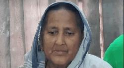 বগুড়ার এমপি মোশাররফের মা আর নেই