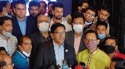 চট্টগ্রামের বিদ্রোহীদের বিরুদ্ধে ব্যবস্থা দুয়েক দিনের মধ্যে: হানিফ