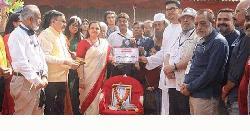 ভারতে 'বঙ্গবন্ধু' বায়োপিকের শুটিং শুরু