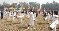 পঞ্চগড়ে ১৭০০ স্কুলগামী কিশোরীকে 'কন্যারত্ন' গড়া হচ্ছে