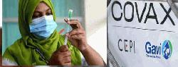 শিগগিরই কোভ্যাক্স থেকে ছয় কোটি ৮০ লাখ টিকা পাচ্ছে বাংলাদেশ