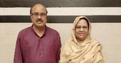 বাংলাদেশ জার্নালের সম্পাদক শাহজাহান সরদারের সহধর্মিনী আর নেই