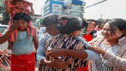 ২৩ হাজার বন্দিকে মুক্তি দিল মিয়ানমারের জান্তা