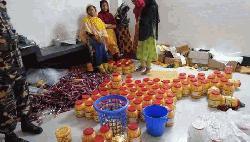 নিম্নমানের শিশু খাদ্য ও নকল পণ্য উৎপাদন: টঙ্গীতে কারখানা সিলগালা