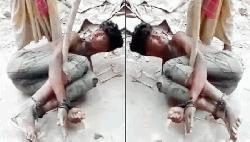মোবাইল চুরির অপবাদে কিশোরকে হাত-পা বেঁধে নির্যাতন