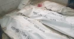 নছিমন-পিকআপ সংঘর্ষে তিন মাছ ব্যবসায়ীর মৃত্যু