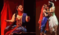 শিল্পকলায় 'দ্রৌপদী পরম্পরা' ২২ অক্টোবর